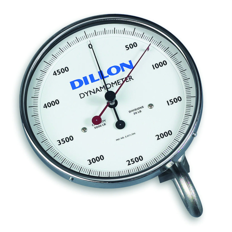 Dynamometer Horsepower Measurement : Dillon mechanical dynamometer crane scale series ap c