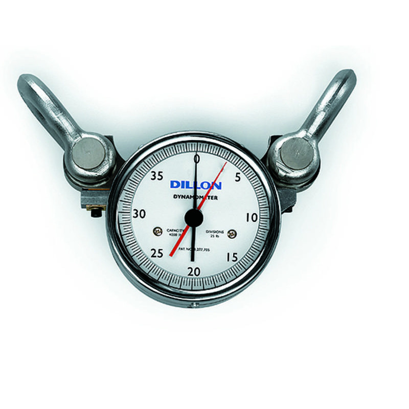Hand Dynamometer Repair : Dillon ap series dynamometer mechanical quot dial c s
