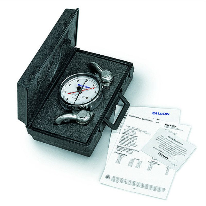 "Dillon AP Series Dynamometer, Mechanical (5"" Dial)"