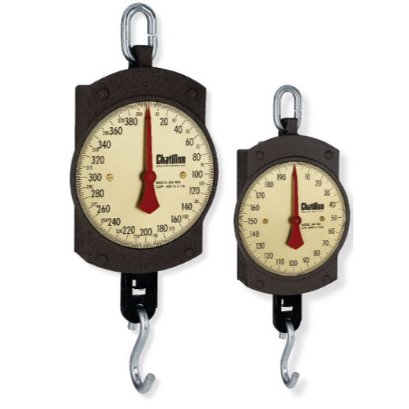 Chatillon: Scale- BD Series Hanging Bulk Scale, 7-inch Dial
