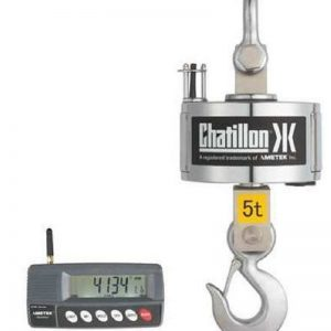 Chatillon Digital Crane Scale Series CTR