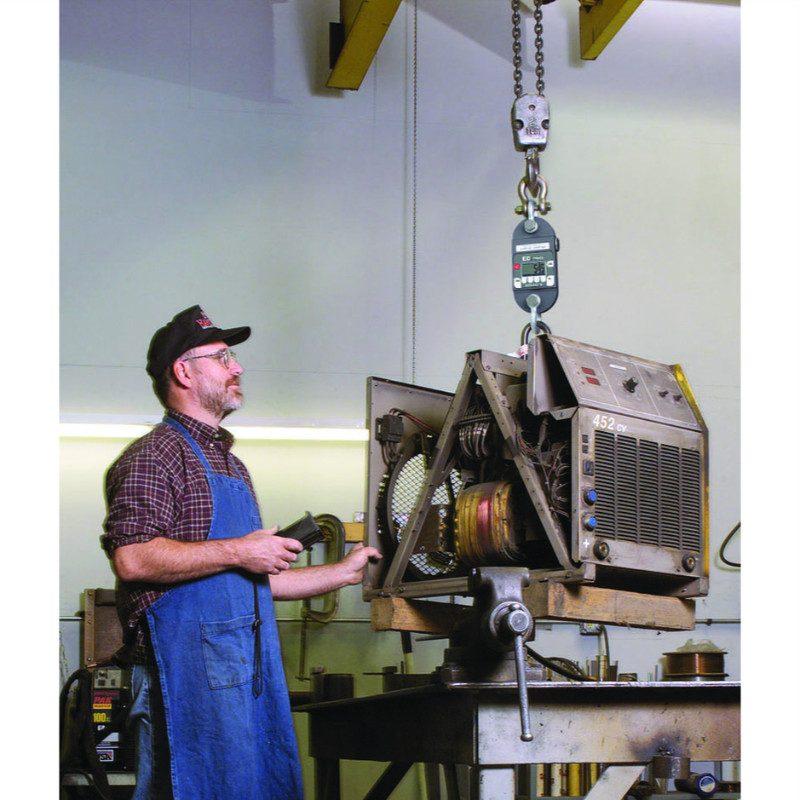 Dillon EDjunior Electronic Crane Scale