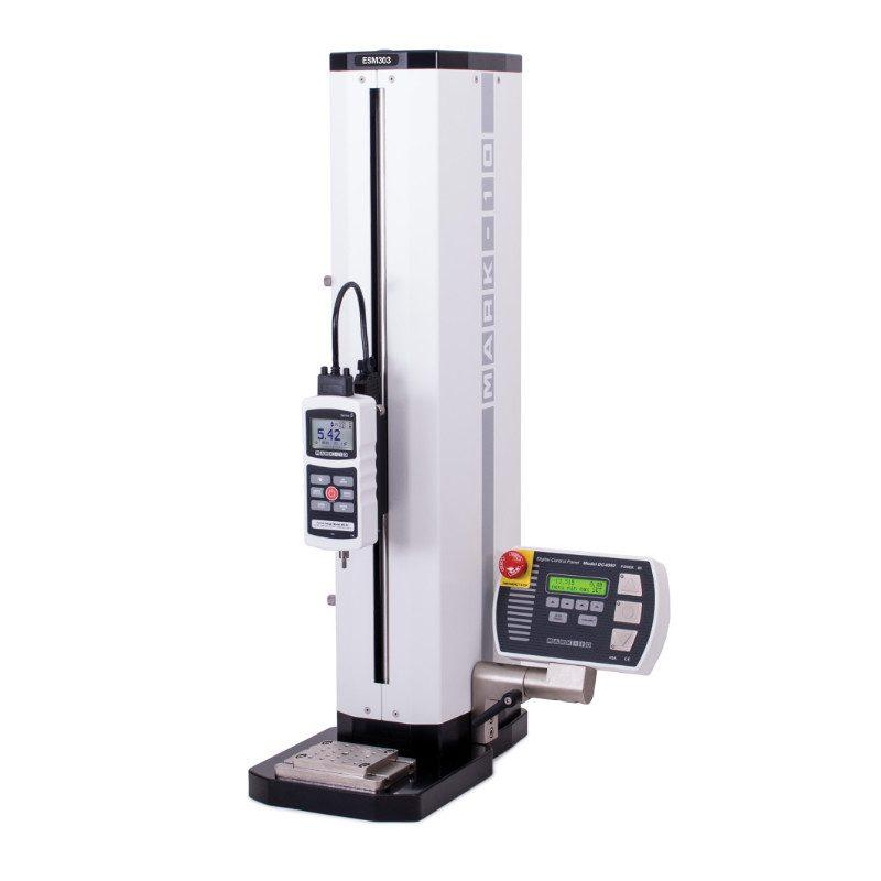 Mark-10 ESM303 for ASTM F88 Testing