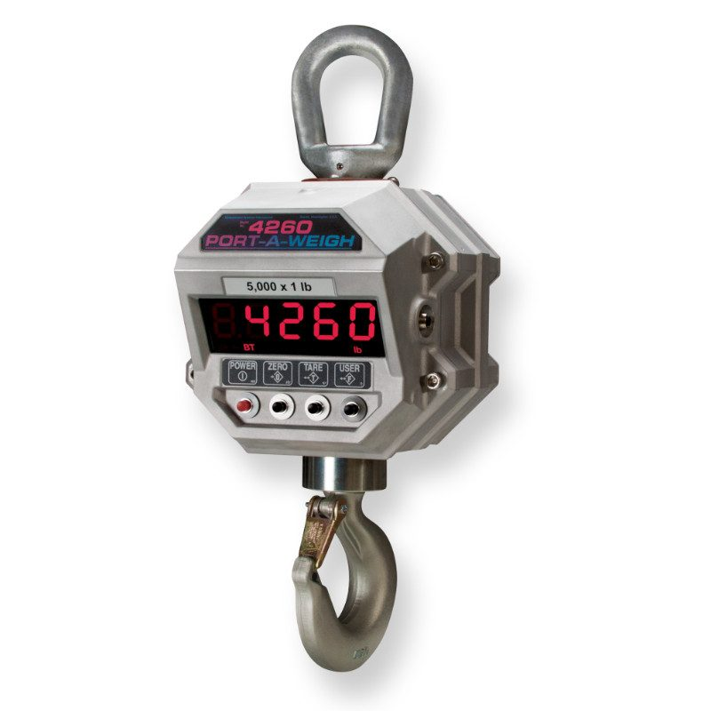 Measurement Systems International 4260 Port-A-Weigh Crane Scale