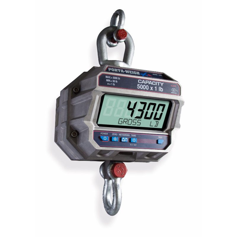 Measurement Systems International 4300 Porta-Weigh Plus Crane Scale