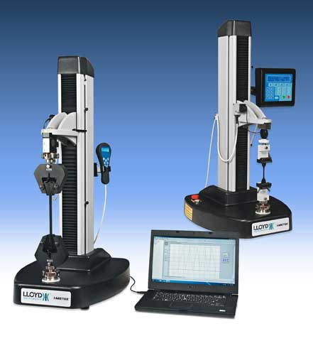 Instrument And Machine Testers : Digital material testers by lloyd instruments c s