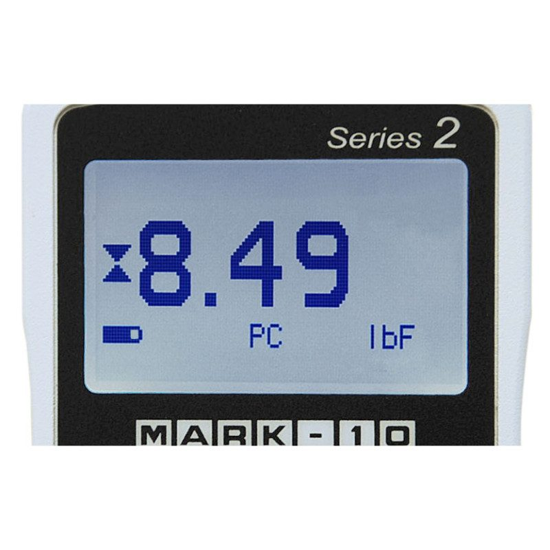 Mark-10 Series 2 Economical Digital Force Gauge