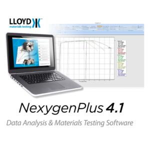 LLoyd NexygenPlus 4.1 Software