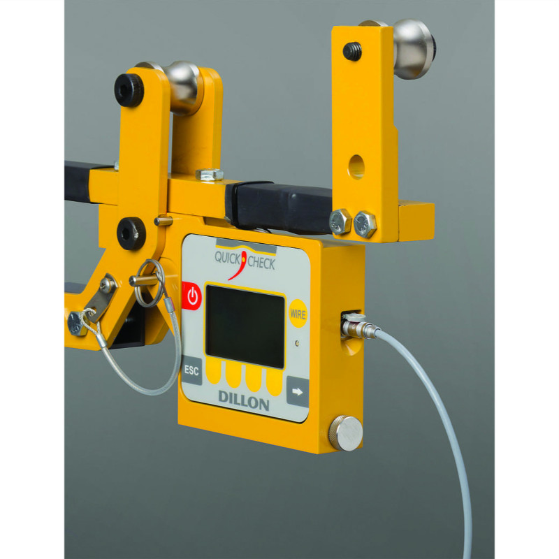 Quick Check_Cable dillon quickcheck digital tensionmeter c s c force measurement  at gsmx.co