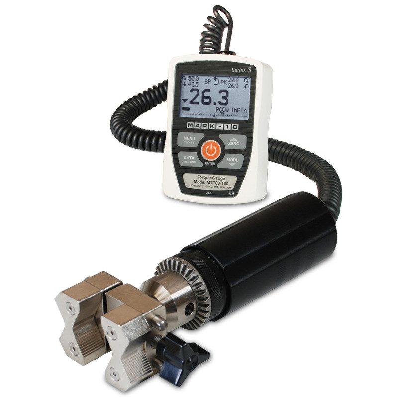 Mark-10 Series TT03C Digital Cap Torque Gauge