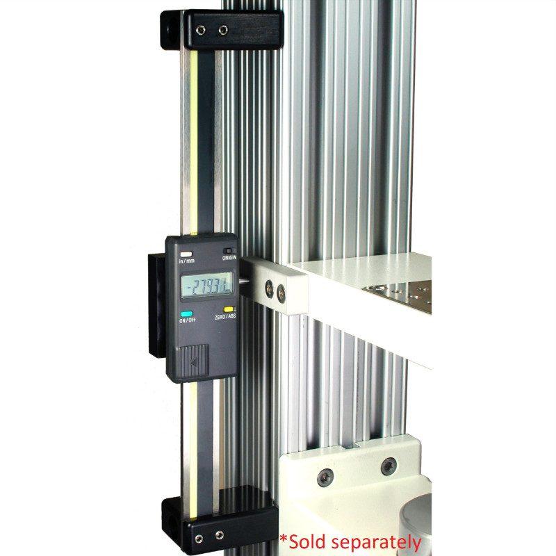 Mark-10 TSF Manual Test Stand, 1000LBf Capacity