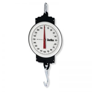 Chatillon: Scale- WH Series Hanging Bulk Warehouse Scale, 8-inch Dial